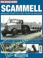 Road Haulage Archive Issue 24 - Scammell
