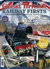 Great British Railway Firsts