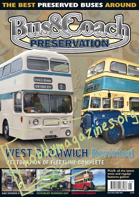 Bus & Coach Preservation - May 2019