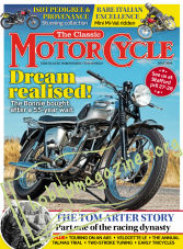 The Classic MotorCycle - May 2019