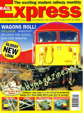 Rail Express Issue 9 - February 1997