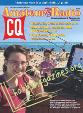 CQ Amateur Radio - April 2019