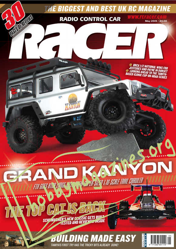 Radio Control Car Racer - May 2019