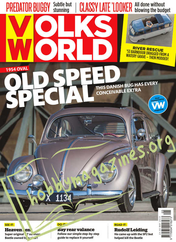 Volks World - May 2019