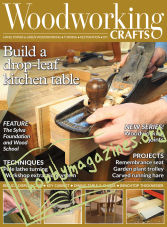 Woodworking Crafts Issue 52
