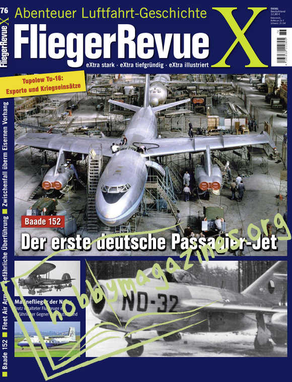 FliegerRevue X Issue 76