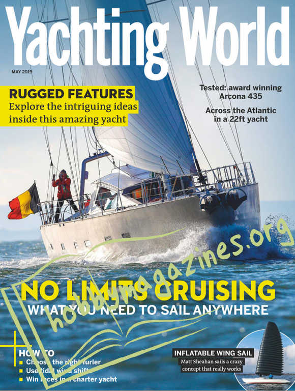 Yachting World - May 2019
