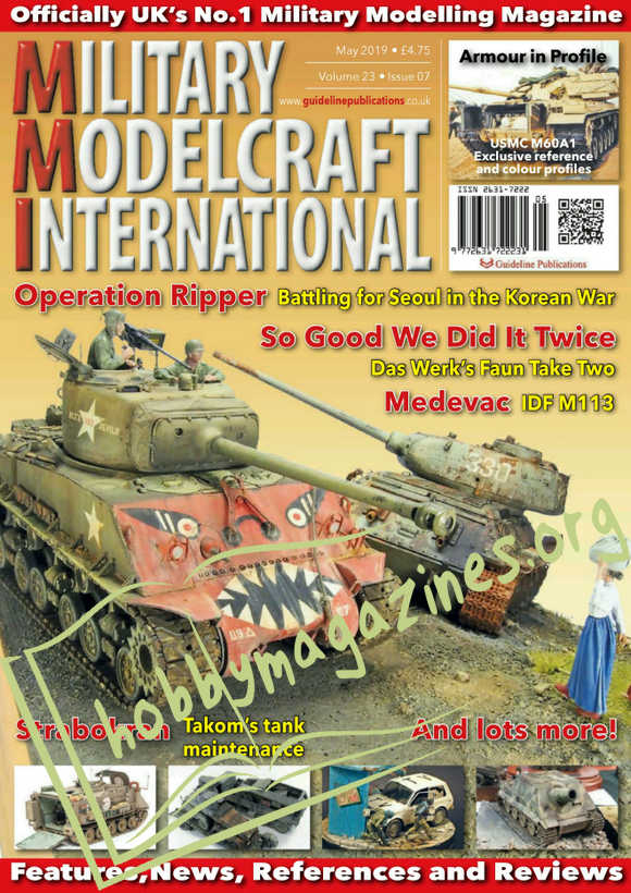 Military Modelcraft International - May 2019