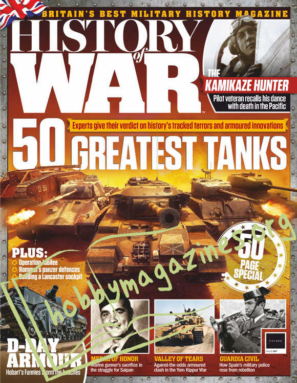 History of War Issue 067