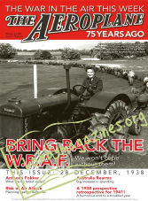 The Aeroplane 75 Years Ago Issue 15