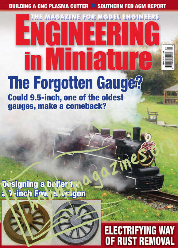 Engineering in Miniature - May 2019