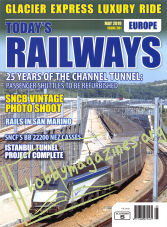 Today's Railways Europe - May 2019