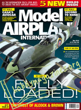 Model Airplane International Issue 166 - May 2019
