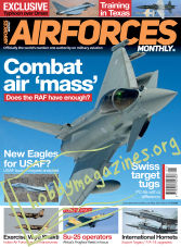 AirForces Monthly - May 2019