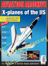Aeroplane Collector's Archive - X-planes of the US
