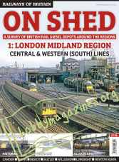 On Shed Issue 1 - London Midland Region