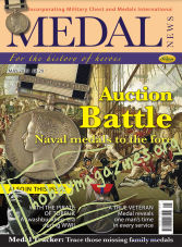 Medal News - May 2019