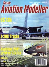 Scale Aviation Modeller - February 1995