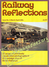 Railway Reflections Issue 003 - March-April 1981