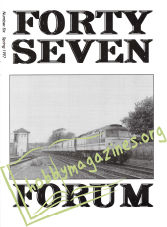 Forty Seven Forum Issue 006 - Spring 1997