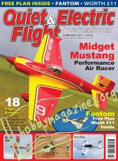 Quiet & Electric Flight International - February 2011