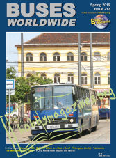 Buses Worldwide - Sprilg 2019