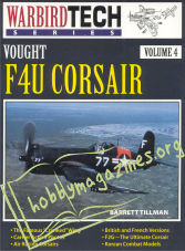 Warbird Tech 004 - Vought F4U Corsair