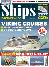 Ships Monthly - June 2019