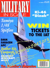 Military in Scale Issue  020 - July 1994