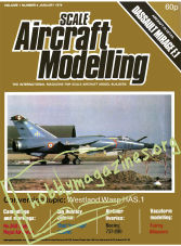 Scale Aircraft Modelling V.1 No 4 - January 1979