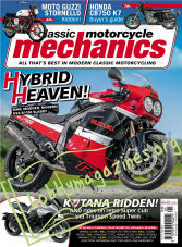 Classic Motorcycle Mechanics - May 2019