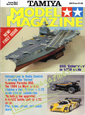 Tamiya Model Magazine International Issue 1 - Spring 1985