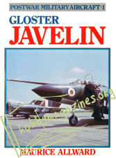 Postwar Military Aircraft 1 - Gloster Javelin