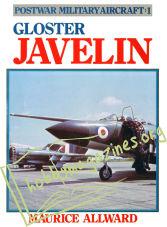 Postwar Military Aircraft 1 - Gloster Javelin
