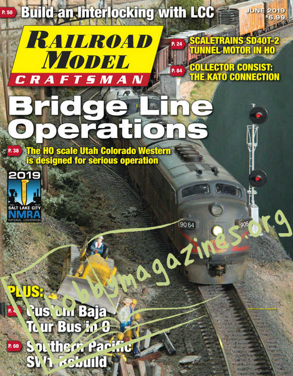 Railroad Model Craftsman - June 2019