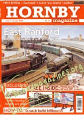 Hornby Magazine Issue 7 - January 2008