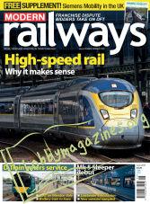 Modern Railways June 2019