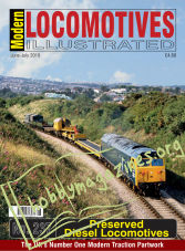 Modern Locomotives Illustrated - June/July 2019