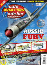 Scale Aviation Modeller International - June 2019