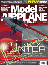 Model Airplane International Isue 167 - June 2019