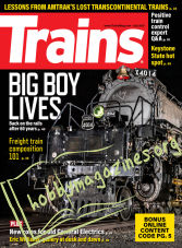 Trains - July 2019