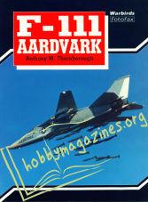 Warbirds Fotofax - F-111 Aaardvark