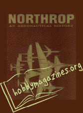 Nortrop. An Aeronautical History