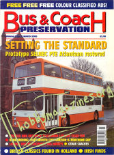 Bus & Coach Preservation - March 2000
