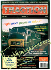 Traction Issue 8 - June 1995
