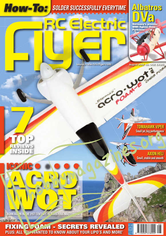 RC Electric Flyer Issue 02