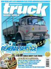 Truck Model World - March 2011