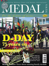 Medal News - June/July 2019