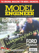 Model Engineer 4614 - 7 June 2019