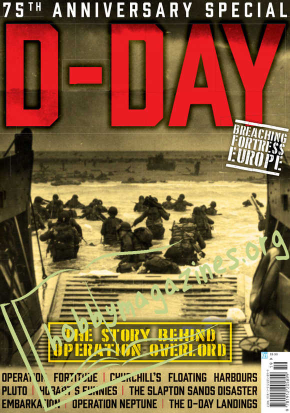 D-Day 75th Anniversary » Hobby Magazines   Free Download ...  D-Day 75th Anni...